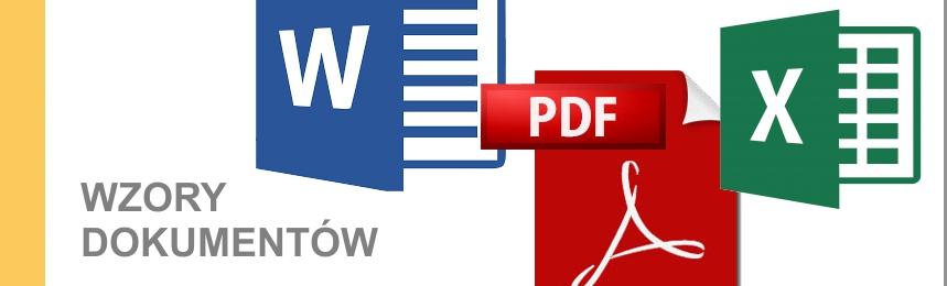 Wzory Dokumentow Wydzial Elektroniki Wat