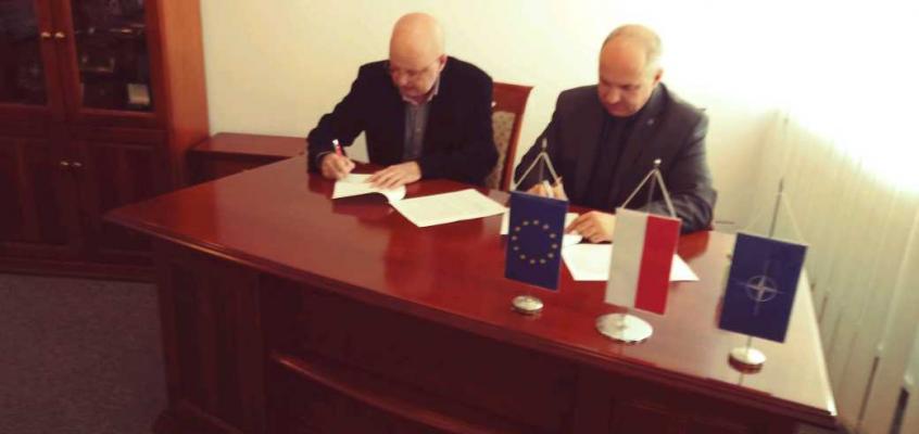 Podpisanie umowy o współpracy z PISA i MR System