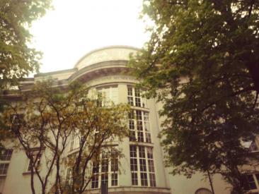 Siedziba WT PW – ul. Koszykowa 75.