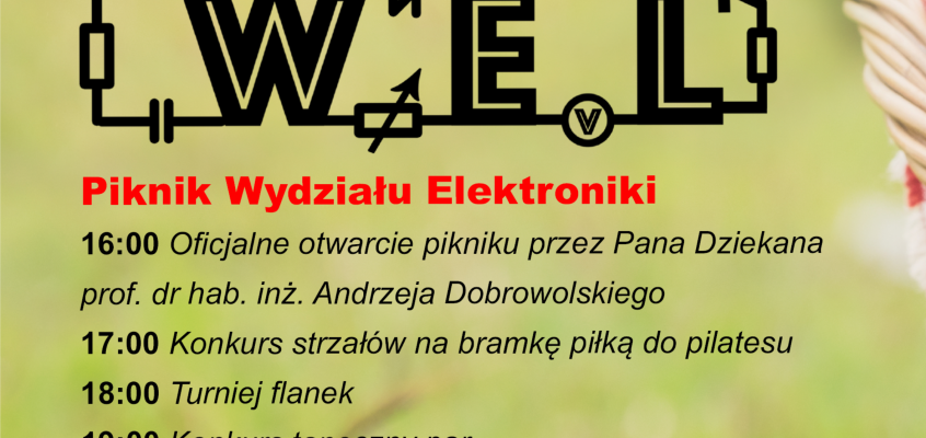 Piknik Wydziału Elektroniki
