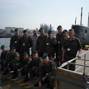 Wizyta u marynarzy