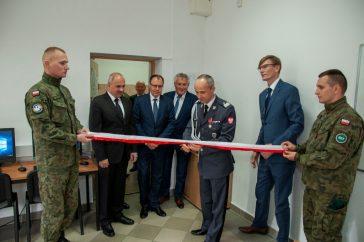 Otwarcie Laboratorium Federated Mission Networking na Wydziale Elektroniki Wojskowej Akademii Technicznej