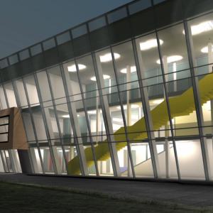 Rozpoczęcie budowy Radiowego Centrum Naukowo-Dydaktycznego