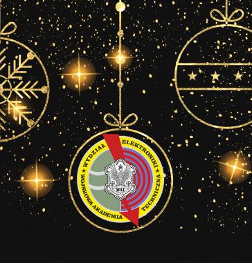 Życzenia świąteczno-noworoczne kierownictwa Wydziału Elektroniki WAT oraz Kapelana WAT