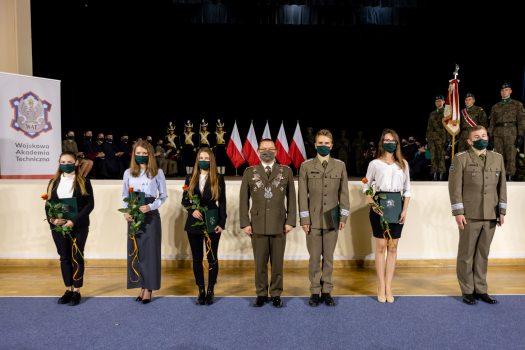 Studenci WEL z nagrodą Rektora WAT na najlepszą pracę dyplomową